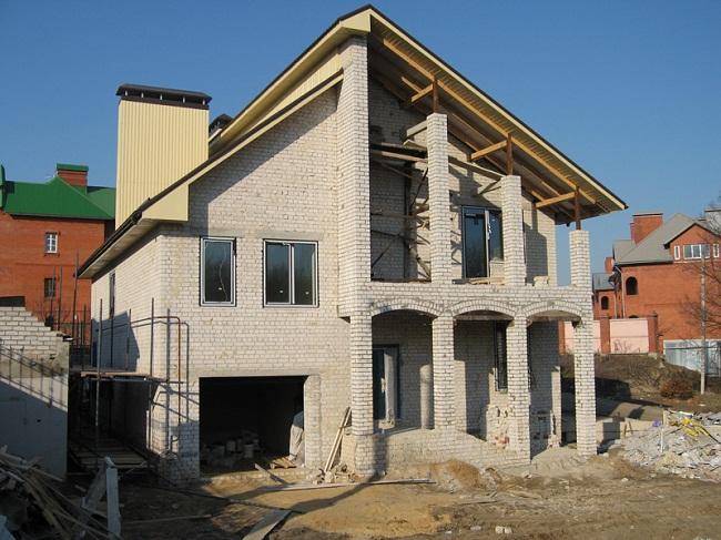 Строительные объявления, загородное строительство домов
