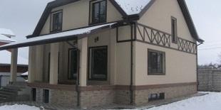 Проекты домов материал: комбинированный Проекты бань и